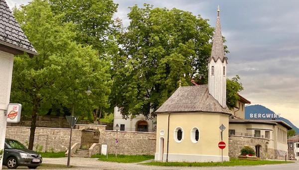Kiefersfelden Sebastiani Kapelle