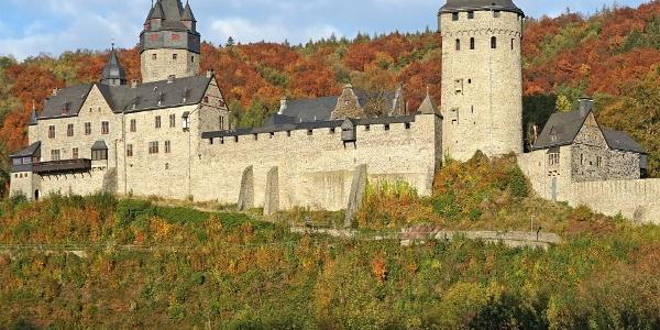 Außenansicht Burg Altena