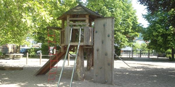 Spielplatz Grundschule Holzhausen
