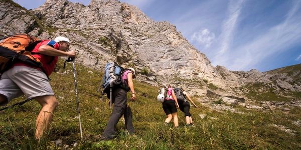 Klettersteig Biel