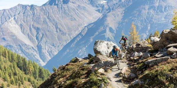 Bartiges Bödle Trail Bike Republic Sölden