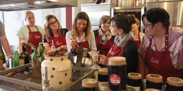 1A die Kochschule - gemeinsames Kochen