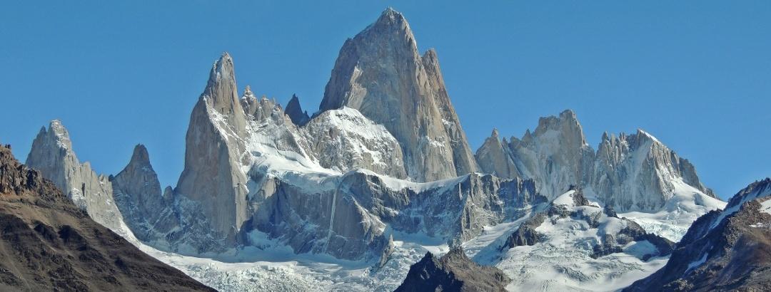 Monte Fitz Roy (Santa Cruz, Argentina)