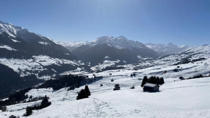 Schneeschuhtour ende Februar