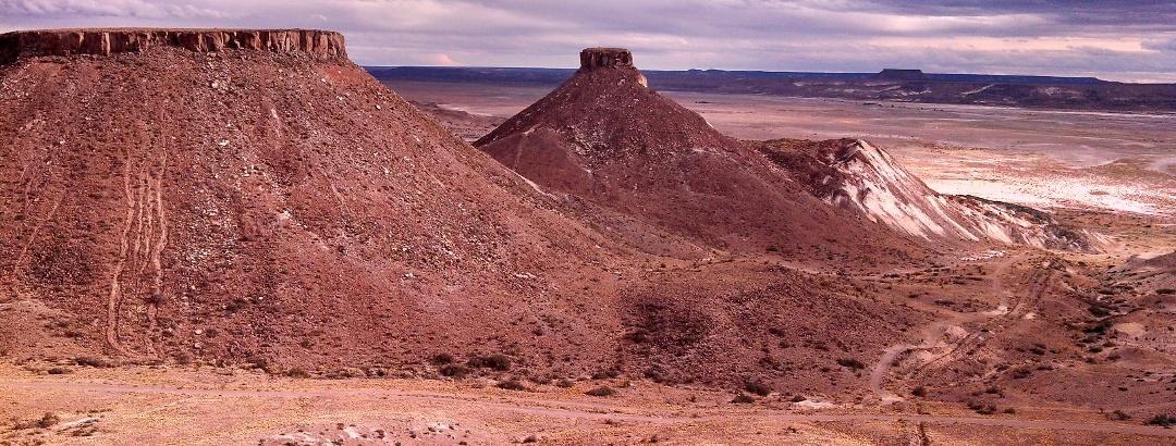 Cerro Truncado (Santa Cruz, Argentina)