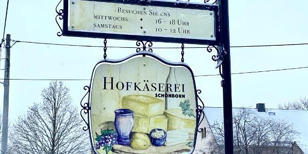 Käserei in Schönborn