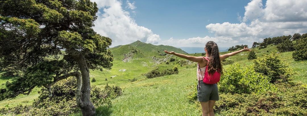 Super randonnée sur les crêtes des Monts Jura
