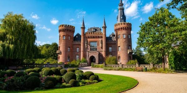 Schloss Moyland in Bedburg-Hau
