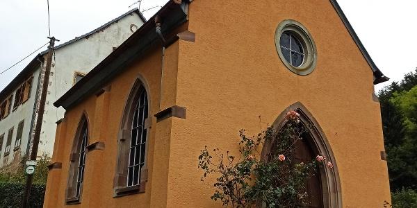 Chapelle de la Hingrie