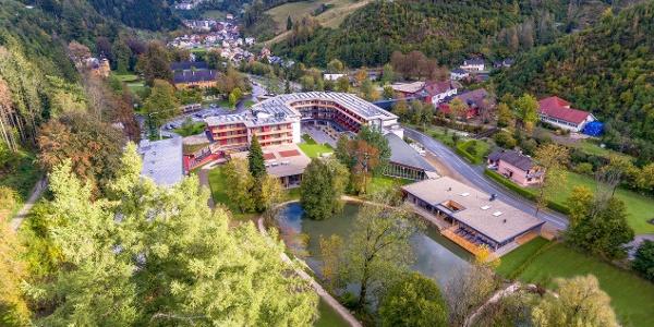 Vivea Gesundheitshotel Bad Eisenkappel – Südwestansicht