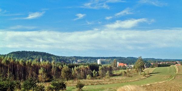 Mühlweg bei Litschau