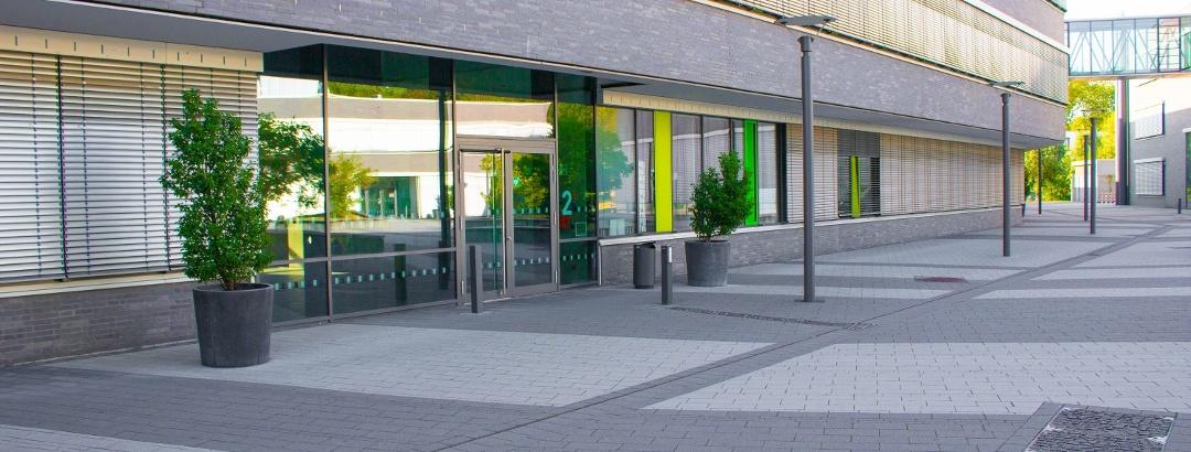 Hochschule Rhein Waal Campus Kamp-Lintfort