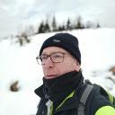 Poza de profil a Giorgio Triboulet
