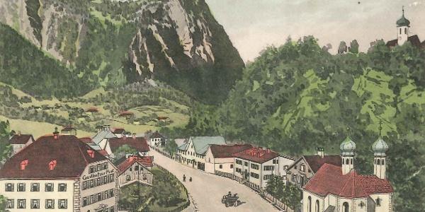 Heilig-Kreuz-Kirche Dalaas