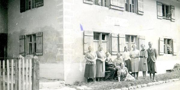 Fritz Klothilde und Gäste