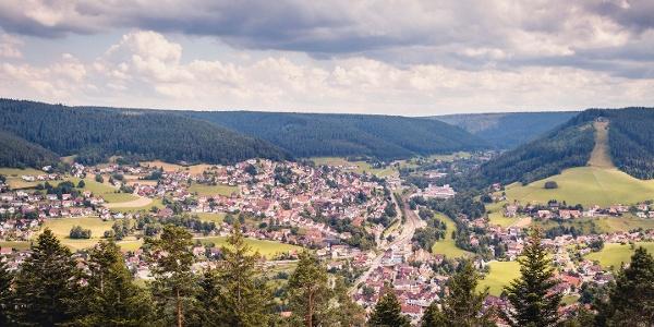 Ortsansicht Baiersbronn