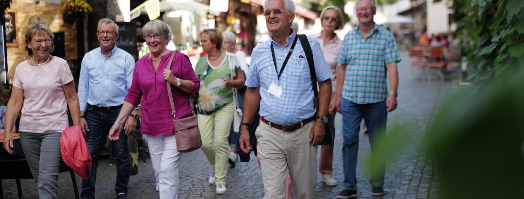 Stadtführungen im Rheingau