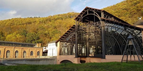 Denkmalareal_Gießhalle