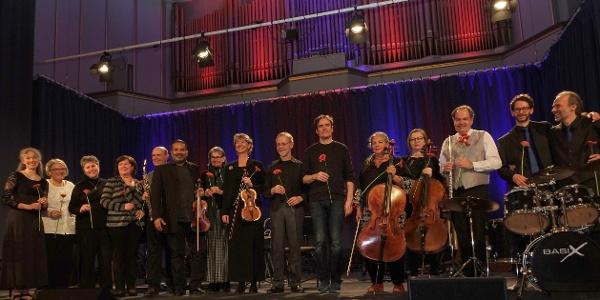 Dozentinnen und Dozenten der Musikschule