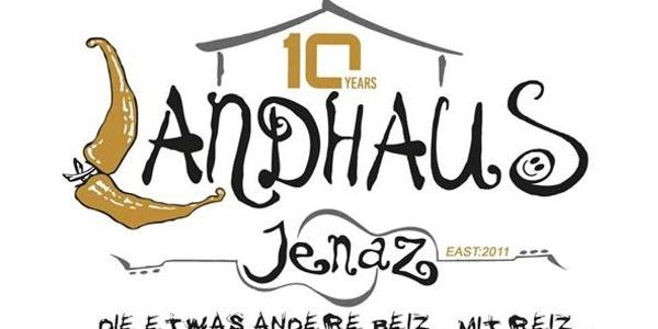 Restaurant Landhaus 10 Jahre Jubiläum