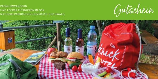ein Picknick-Gutschein: das ideale Geschenk für alle Gelegenheiten