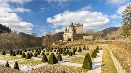 Schloss Bürresheim und barocker Garten