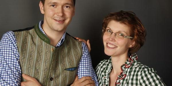 Thomas und Karolin Schäffer