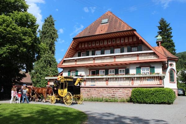 """Hansjakob-Museum im """"Freihof"""""""