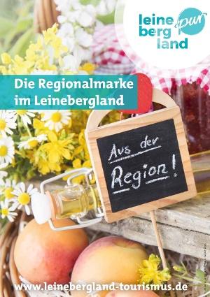 Flyer Regionalmarke