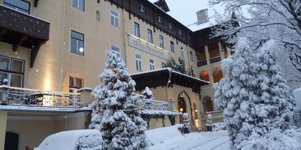 Winter Hotel Marienhof