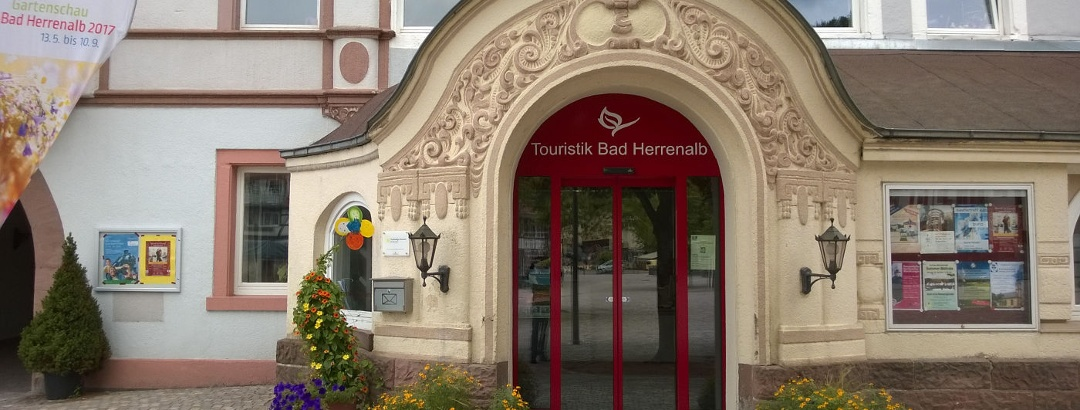 Tourist-Info Bad Herrenalb