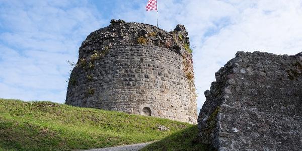 Ruine Botenlauben | Bad Kissingen