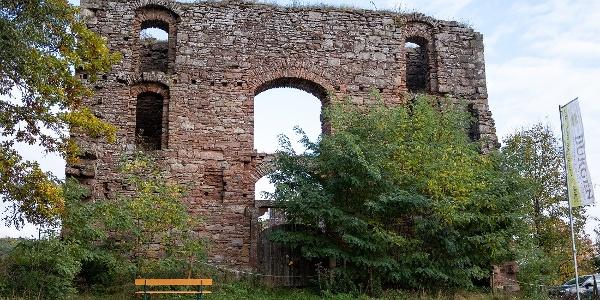 Ruine Aura | Bad Kissingen