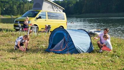 Campingurlaub im Vogtland