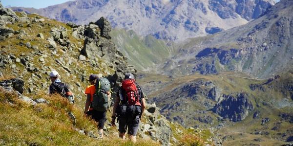 7 Tuxer Summits - Lizumer Hütte - Tuxer Alpen