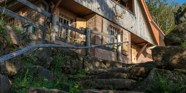 Jungpfalz Hütte I