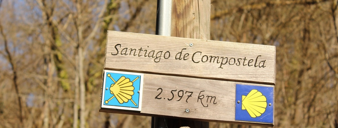 Auf dem Jakobsweg nach Santiago de Compostela