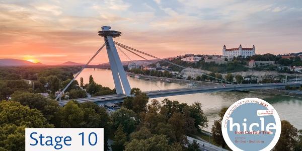 Ufobrücke Bratislava