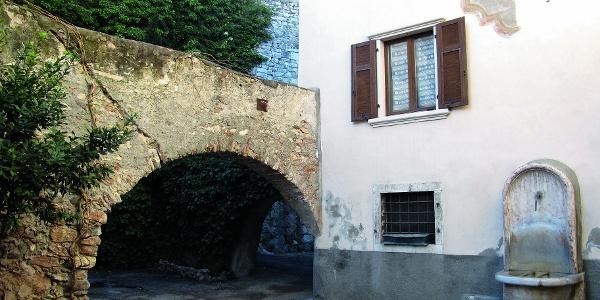 Trento, un angolo della Busa