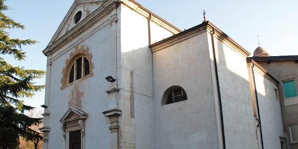 Das Santuario delle Laste