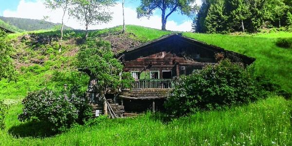 Ulten Talweg Bauernhof