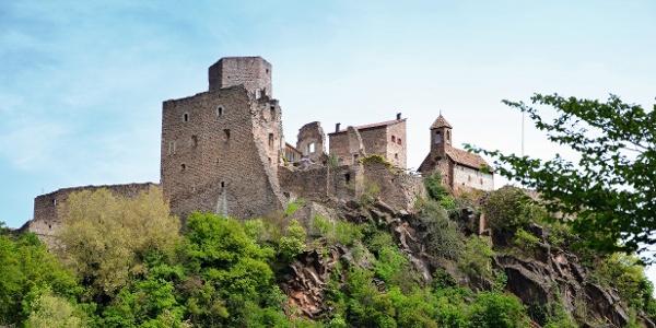 Die Drei-Burgen-Wanderung in Eppan