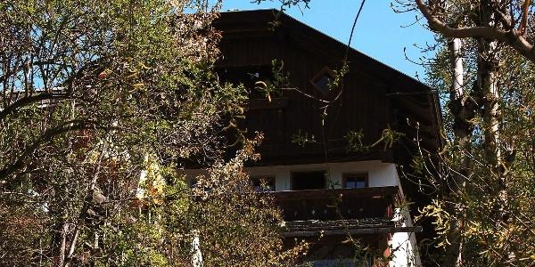 Der Jenneweinhof bei Terenten
