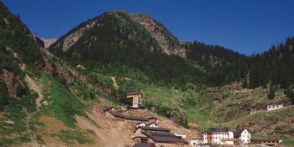 Bergbauwelt bei Maiern im Ridnauntal