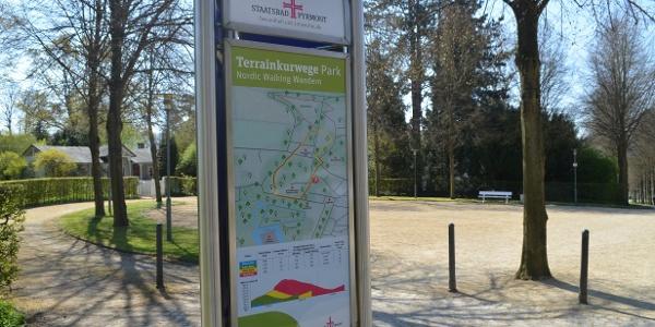 Terrainkurweg