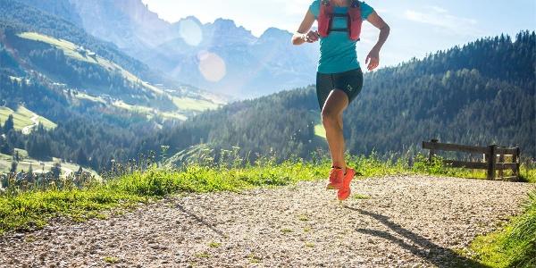 Trail Running - Tru di lec/Lakes path