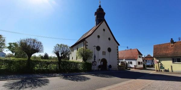 ev.Kirche Pleisweiler1