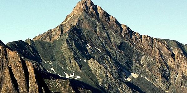 Die Grabspitze vom Osten gesehen