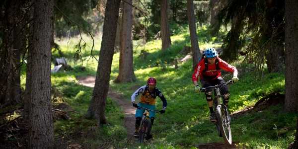 Oberer Spin Trail