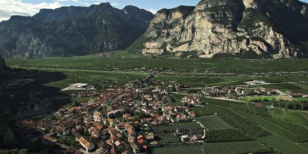 Flat tour through the South Tyrolean region Unterland.